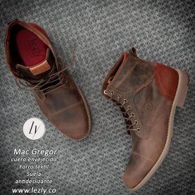 Botas Mac Gregor (1)